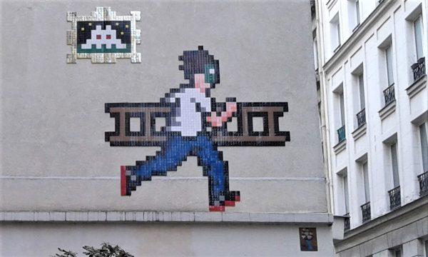 Des pixels et des jeux